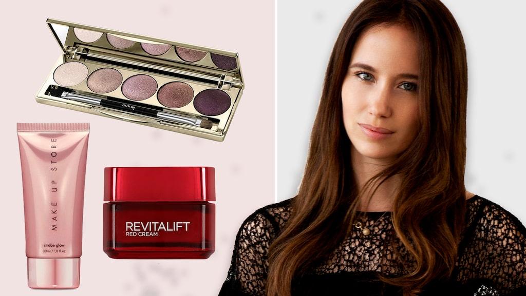 Skönhetsredaktören Karin Nordin guidar dig till de bästa och effektivaste skönhetsprodukterna - som dessutom är billiga!