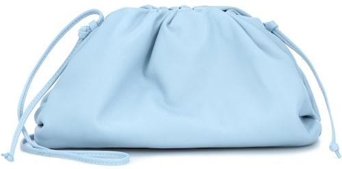 Minikuvertväska av skinn Bottega Veneta. Klicka på bilden och kom direkt till väskan.