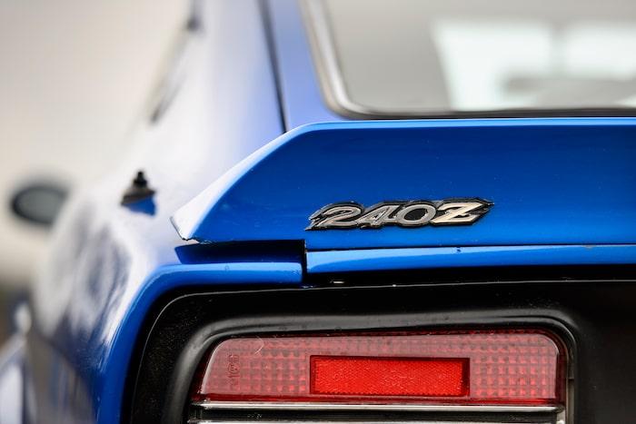 Äntligen en Datsun 24Z som går lika snabbt som den ser ut att göra. Dessutom med fin gångkultur.