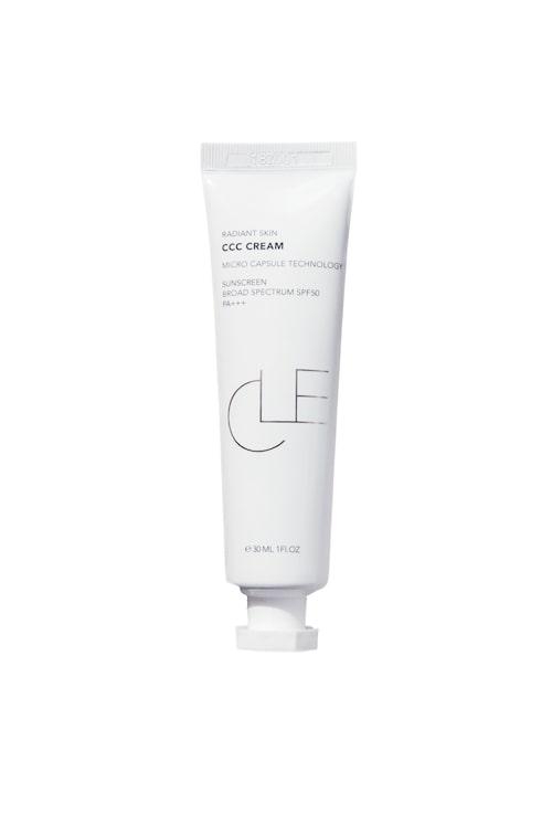 CC Cream från Cle Cosmetics.