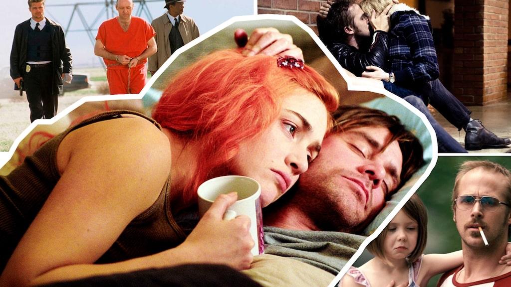 Efter ett bråk med sin partner raderar Clementine, spelad av Kate Winslet, alla minnen av sin partner Joel, Jim Carrey... Vad händer med känslorna när minnet av relationen är nollställt? En magisk filmupplevelse!