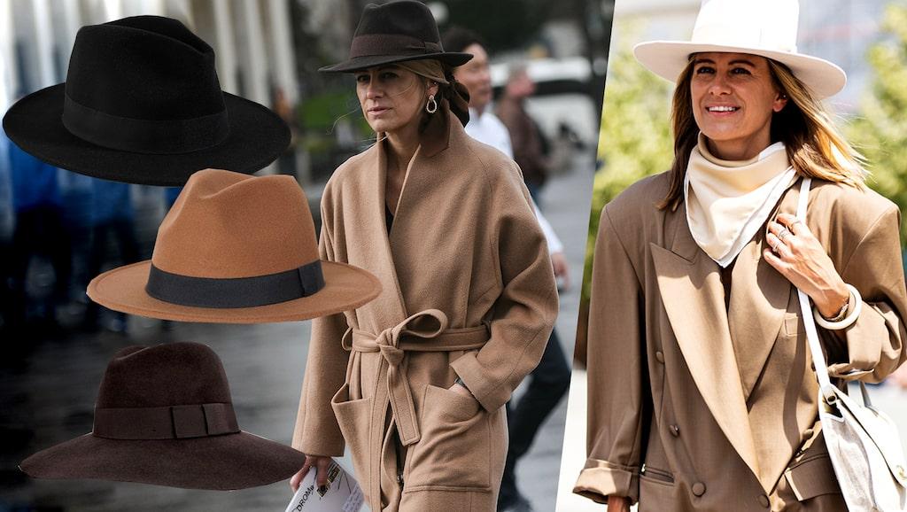 Hatt är hett i höst – såhär stylar du den stilsäkert.