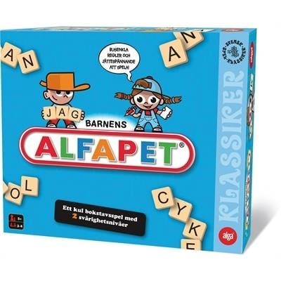 Kul spel för att öva på läs- och ordförståelse med barnen!