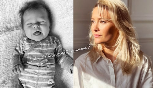 Ellen har bearbetat förlossningen och kan tänka sig att föda barn igen.
