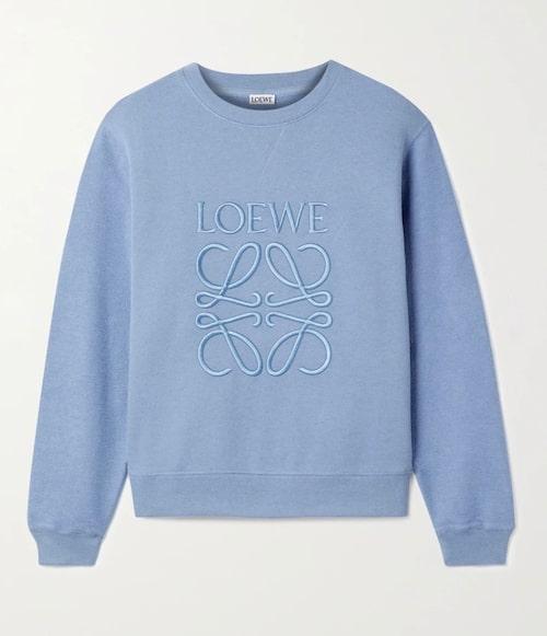 Sweatshirt från Loewe.