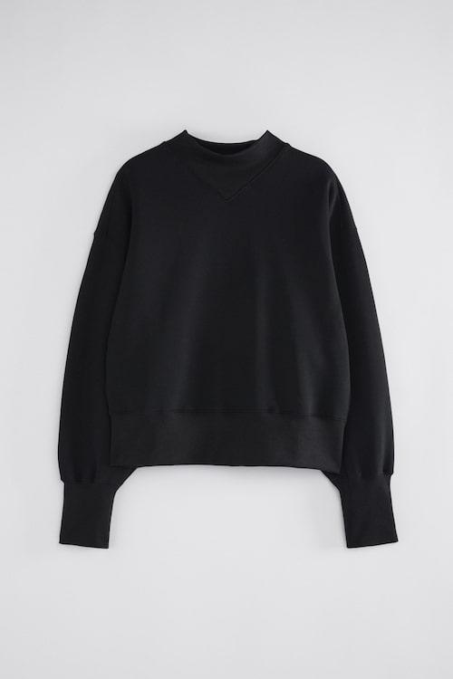 Svart sweatshirt från Filippa K.