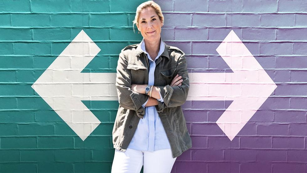 Charlotte Ljung är Sveriges första divorce planner och hjälper par som går igenom en skilsmässa.