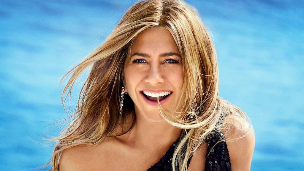 Boxning, fasta och meditation är Jennifer Anistons koncept som ständigt är på språng mellan hemmet och gymmet.