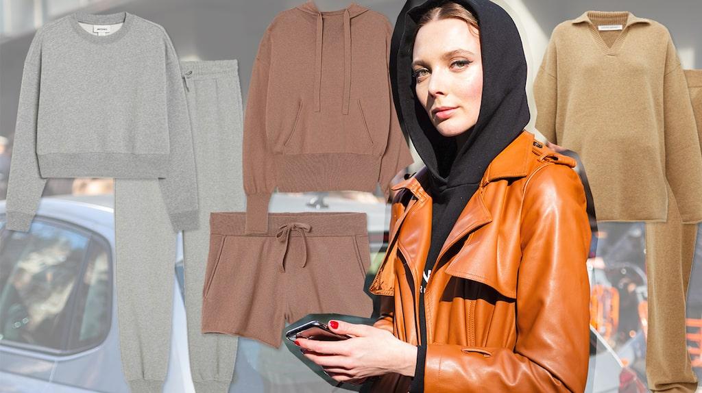 Vi listar snygga mjukis-set och loungewear för dam online 2020.