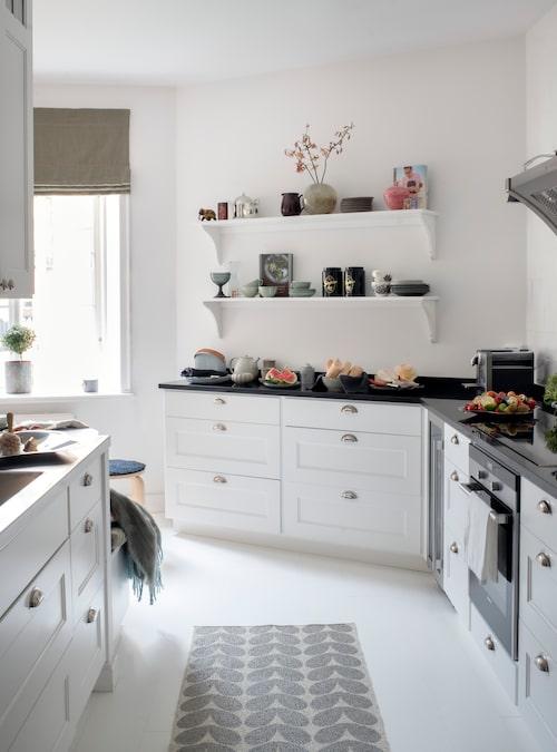 Platsbyggt kök från Tibrokök.