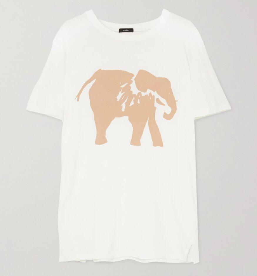T-shirt, Bassike.