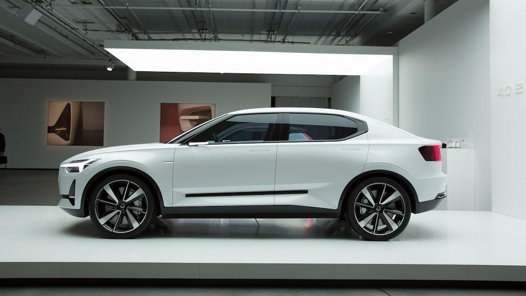 ny elbil från volvo presenteras 2 mars 2021 | teknikens värld