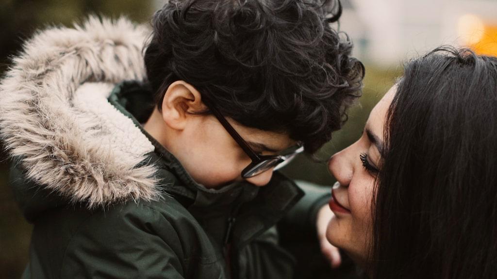 """""""Jag önskar att jag hade varit mer mentalt förberedd, att jag varit där jag är i dag och vågat stå upp för mitt barn utan att skämmas."""""""