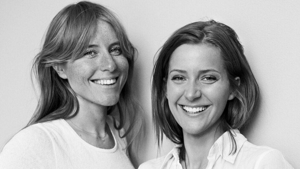 Emma Elwin och Lisa Corneliusson på Make it Last.