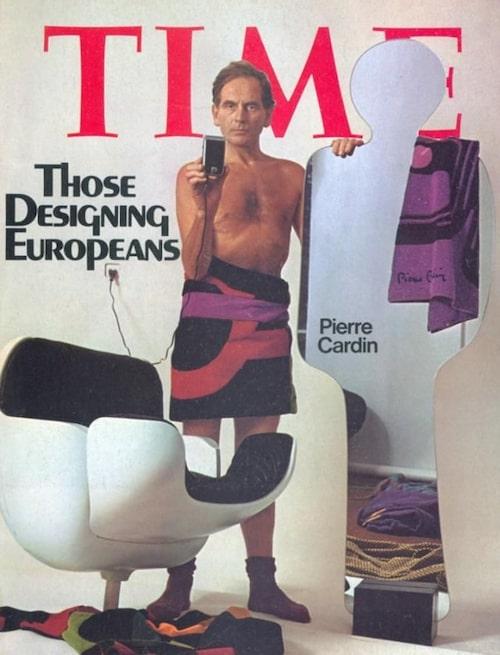 På omslaget till Time Magazine 1974.