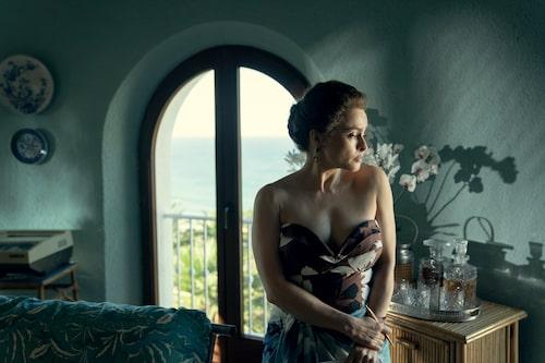 Helena Bonham Carter spelar prinsessan Margaret.
