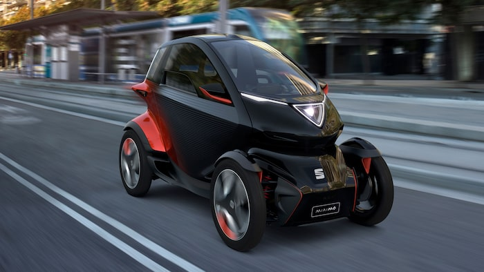 Seat Minimó.