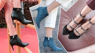 sköna skor med klack