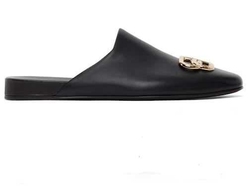 Slip-in-tofflor från Balenciaga. Klicka på bilden och kom direkt till produkten.