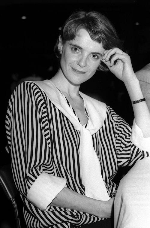 Stina Ekblad 1987.