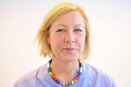 Cecilia Dhenje är klinisk sexolog och psykiater.
