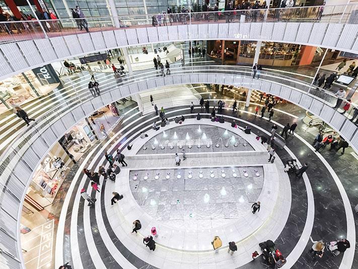 I Westfield Mall of Scandinavia, i Solna, ska Skincity öppna sin första butik.