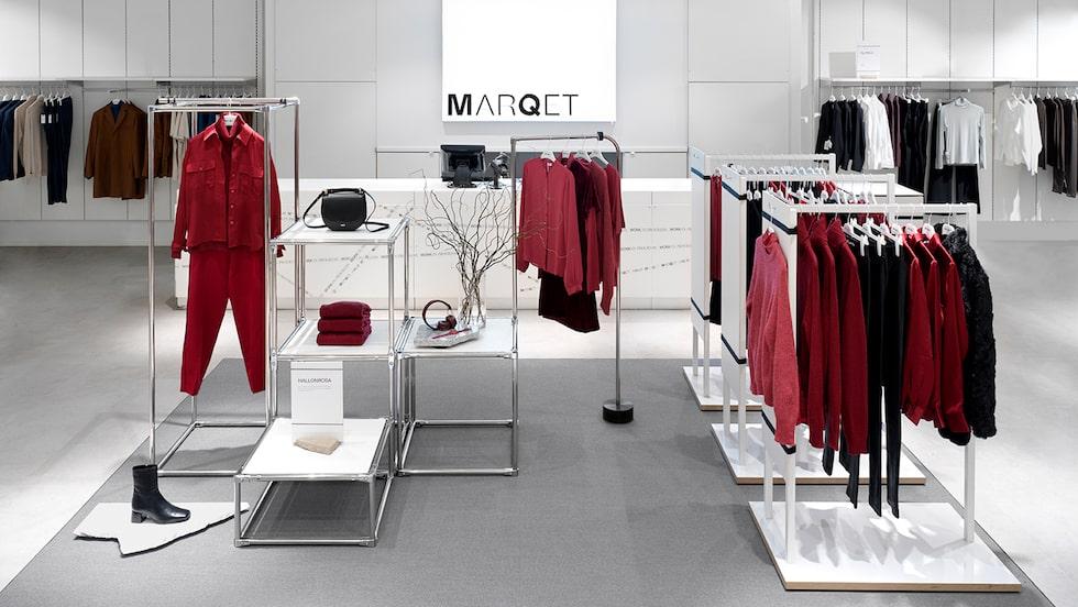 MQ byter namn till Marqet, och gör om sina 119 klädbutiker till konceptbutiker