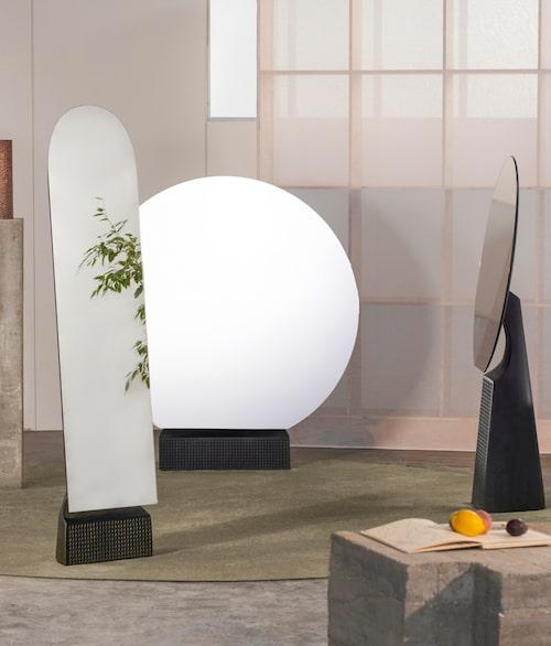 Monica Förster har designat kollektionen Sky mirror för Zanat.