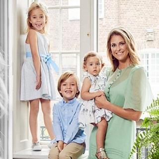 Exklusiv Interview Mit Prinzessin Madeleine Von Schweden
