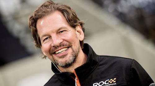 Fredrik Johnsson, vd och arrangör, Race Of Champions.