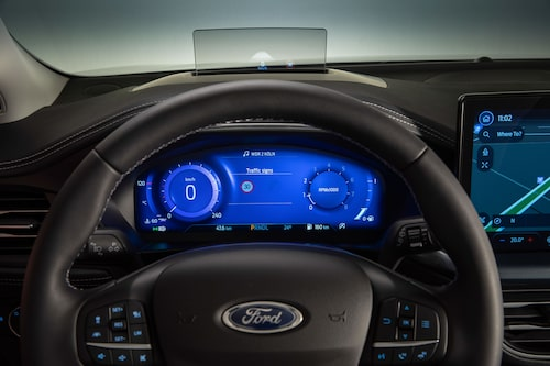 Ford Focus Active.