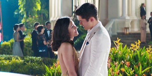 Romantik i Singapore levereras i form av filmen Crazy rich asians.