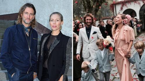 Eva Röse och Jacob Felländer gifte sig 2010 och har varit ett par i 16 år.