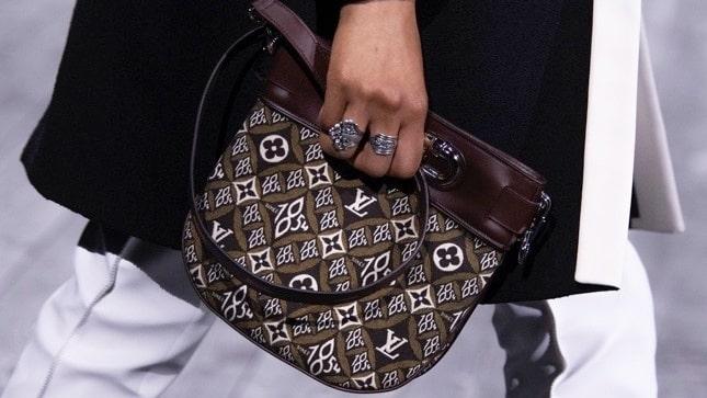 """Nya """"Since 1854""""-monogrammet som lanseras avLouis Vuitton."""