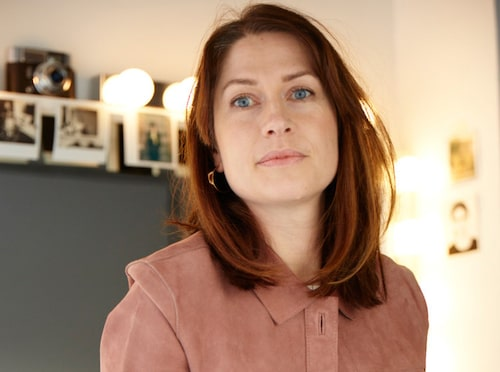 Lisa Petterson, modechef på Damernas Värld.