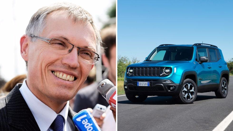 Carlos Tavares och hans Stellantis vill få fart på bilförsäljningen i Kina. I dag säljer FCA-gruppen bara Jeep på världens största bilmarknad.