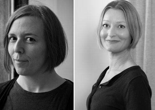 T.v.: Forskaren Åsa Callmer har gjort en avhandling om köpfrihet. T.h.: Emma Linna är specialist i psykoterapi.