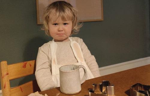 """mamas bloggare Julia Wiberg sa """"God morgon älskling"""" till Norma, 2. Reaktion:'STOPP! INTE SÄGA GOD MORGON TILL MIG!' *arg*🙂"""