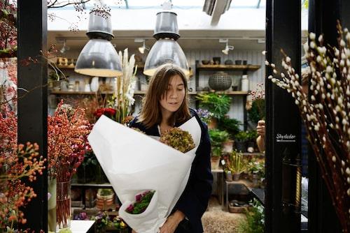 """""""Blomster-skuret är min favorit-blombutik i Köpenhamn."""""""