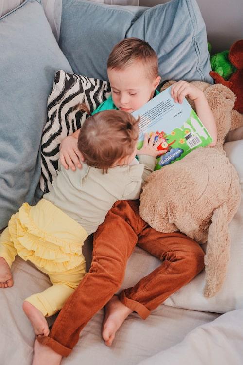 Den allra första bebis-tiden är inte den period av föräldraskapet som Julia Bergman gillar bäst.