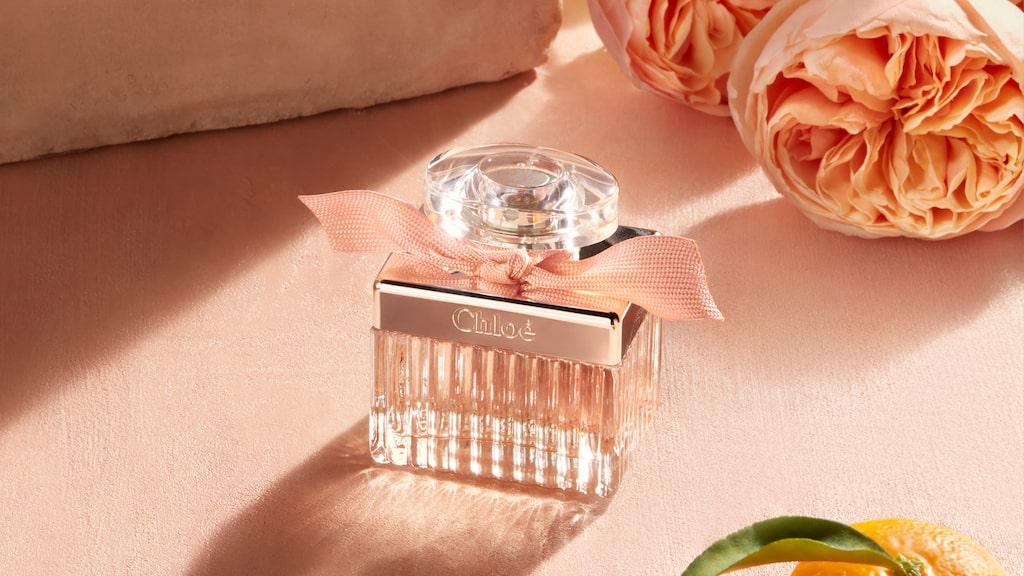Rose tangerine edt, Chloé är en av skönhetsredaktörens favoritdofter i höst.
