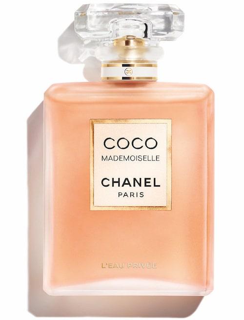 Coco mademoiselle l'eau privée, Chanel. Klicka på bilden och kom direkt till doften.