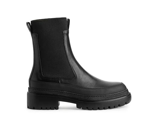 Chunky boots från Arket.