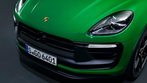 Porsche Macan GTS med GTS Sport-paket