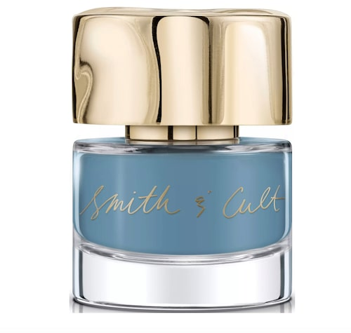 Blått nagellack från Smith & Cult.