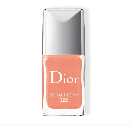 Nagellack från Dior, Coral Peony.