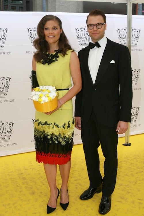 Victoria & Daniel 2012.