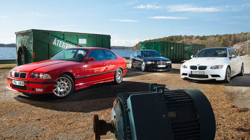 M3 har alltid varit något av det hetaste i bilvärlden, oavsett om det varit 1990-, 2000- eller 2010-tal.