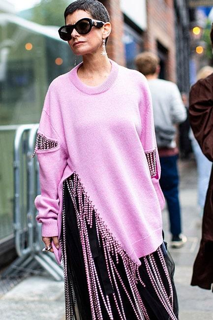 Smyckad tröja –en accessoar i sig!