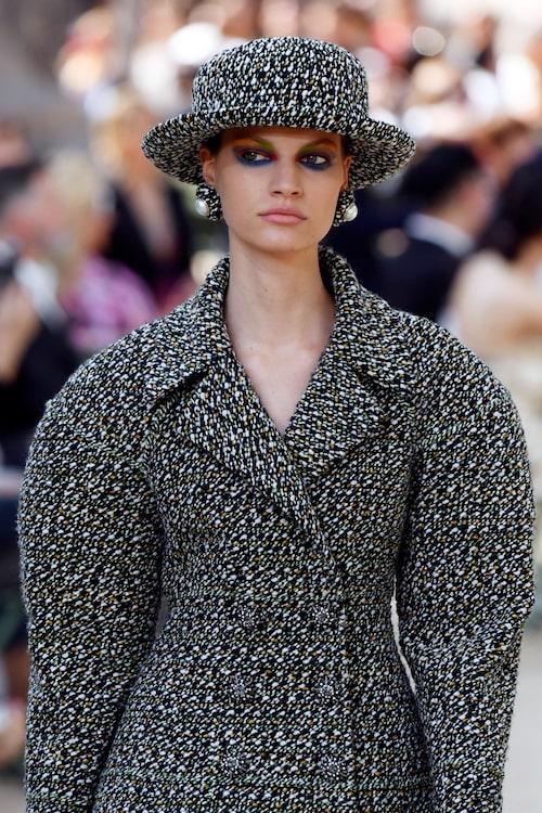 Chanel är störst på haute couture.